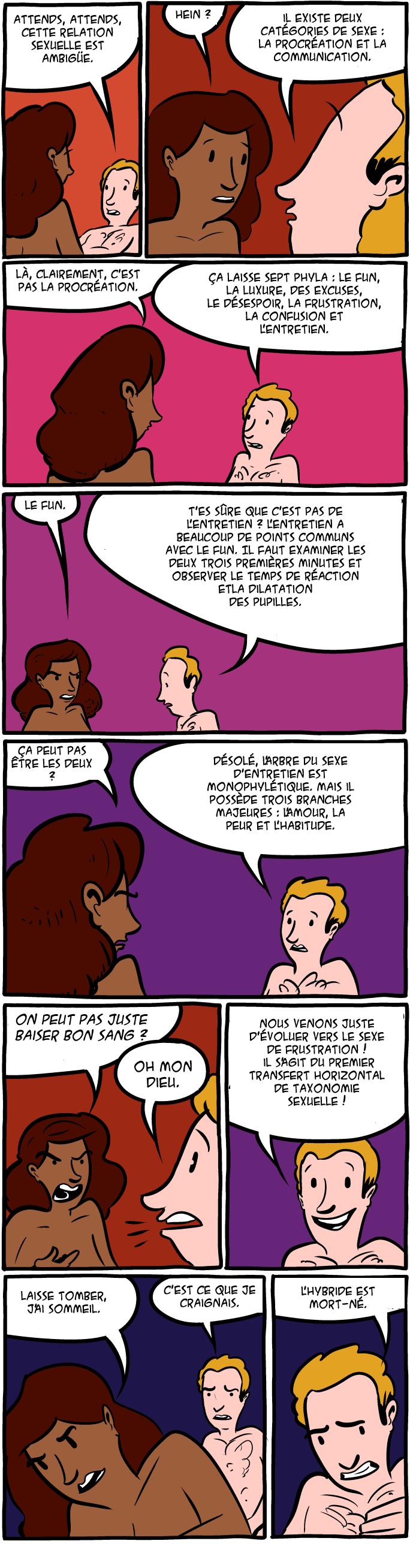 le sexe de la bande dessinée la violence sexuelle