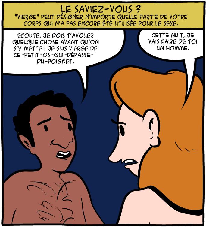 sex vierge sexes